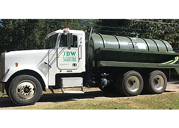 Shreveport septic tank service JDW Construction Inc.