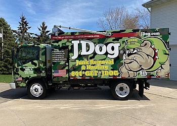Madison junk removal JDog Junk Removal