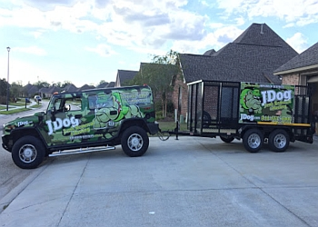 Baton Rouge junk removal JDog Junk Removal & Hauling