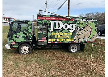 Kansas City junk removal JDog Junk Removal & Hauling