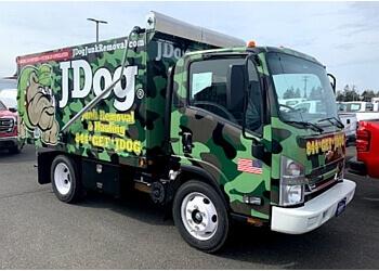 Tacoma junk removal JDog Junk Removal & Hauling