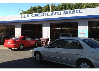 Glendale car repair shop J&E Complete Auto Service