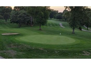 Akron golf course J. E Good Park Golf Course
