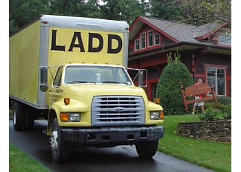 Durham moving company J.E. Ladd Moving