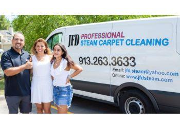 Overland Park carpet cleaner JFD Steam Carpet Cleaning LLC