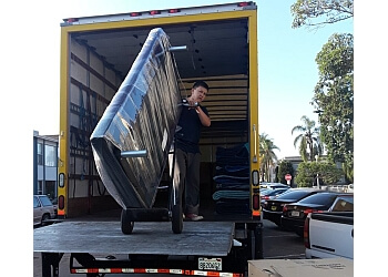 Moreno Valley moving company JFK Moving
