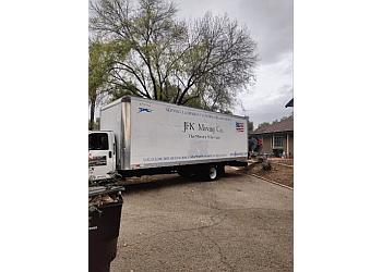 Moreno Valley moving company JFK Moving LLC