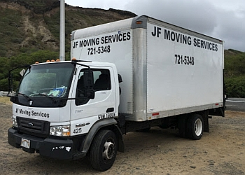 Honolulu moving company JF Moving services