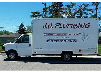 Warren plumber J.H. Plumbing, Inc.