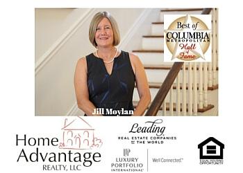 Columbia real estate agent JILL MOYLAN