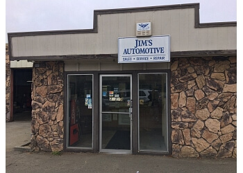 Hayward car repair shop JIM'S AUTOMOTIVE