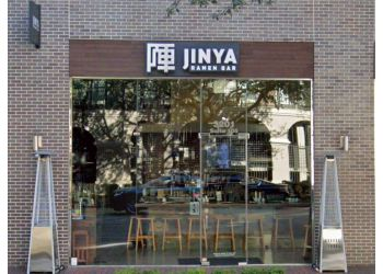 Houston japanese restaurant JINYA Ramen Bar