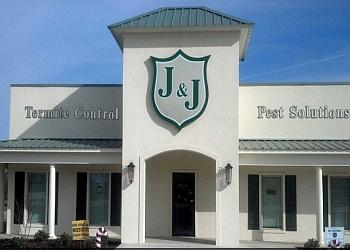 Lafayette pest control company J & J Exterminating, Inc.