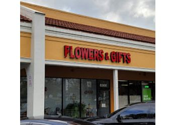 Pembroke Pines florist J & J Flowers and Gifts Shop