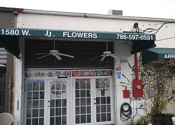Hialeah florist JJ Flowers inc.