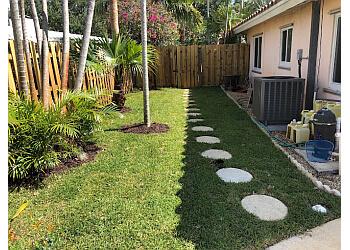 Fort Lauderdale landscaping company J.J. Frank Landscaping & Lawn Maintenance