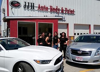 Salt Lake City auto body shop JJH Auto Body & Paint