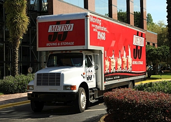 Orlando moving company J&J Metro Moving and Storage