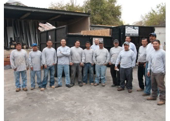 Los Angeles roofing contractor J&J Roofing Co.