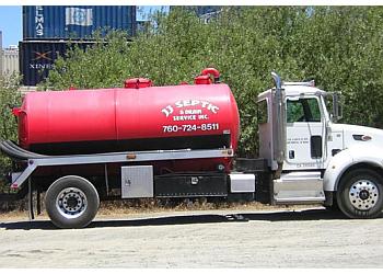 Chula Vista septic tank service JJ Septic & Drain, INC