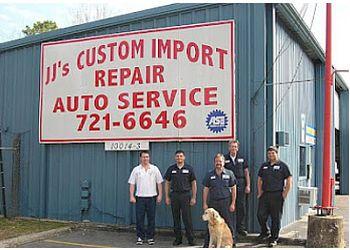 Jacksonville car repair shop JJ's Auto care