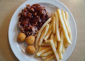 Pomona barbecue restaurant J & J's BBQ & Fish