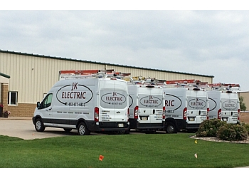 Lincoln electrician JK Electric