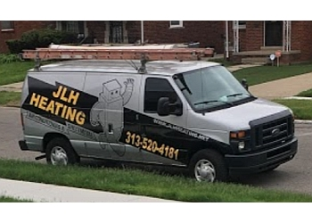 Detroit hvac service JLH Heating & AIR Conditioning, LLC