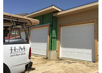 Omaha garage door repair JLM Garage Doors Omaha