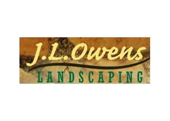 Oklahoma City landscaping company JL Owens Landscaping