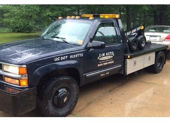 Minneapolis towing company J&M Auto Recycling LLC