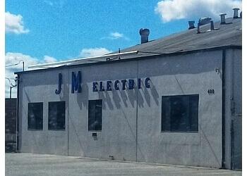 Salinas electrician J M Electric