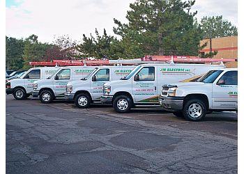 Aurora electrician JM Electric, Inc.