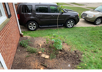 Cleveland landscaping company J & M Family Landscaping