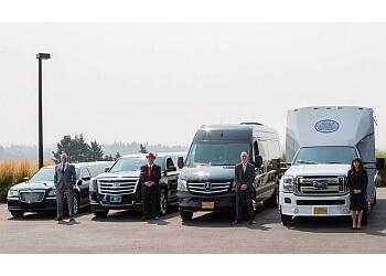 Portland limo service JMI Limousine