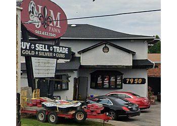 Louisville pawn shop J & M Pawn Shop