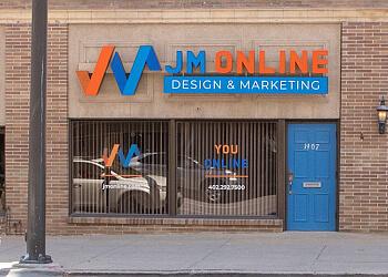Omaha web designer JM Web Designs