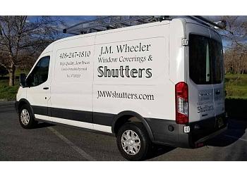 San Jose window treatment store J.M Wheeler Window Coverings