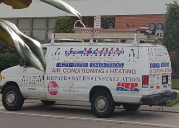 New Orleans hvac service J. Marin Heating & Air Conditioning