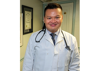 Washington primary care physician JOEL C. ANG, MD, FAAFP, AAHIVS