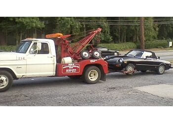 Columbus towing company JOE'S AUTO AND WRECKER SERVICES