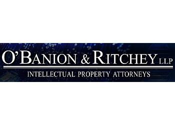 Sacramento patent attorney JOHN P. O'BANION
