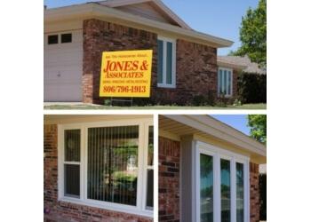 Lubbock window company JONES & ASSOCIATES