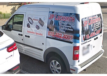Glendale locksmith JP LOCKSMITH