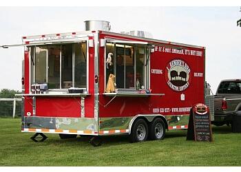 Lexington food truck J. Render's BBQ