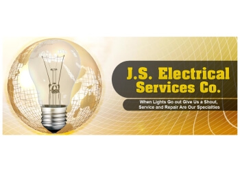 Paterson electrician J.S. Electrical Services Co.