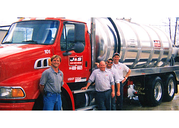 Fort Wayne septic tank service J & S Liquid Waste Services & excavation Inc.
