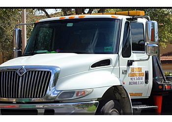 Pembroke Pines towing company J & S Towing And Transport Services, Inc.