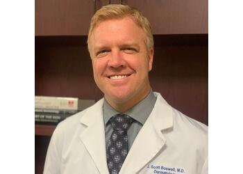 Fresno dermatologist J. Scott Boswell, MD