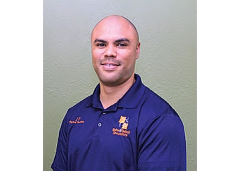 El Paso physical therapist JT Killings, PT, DPT